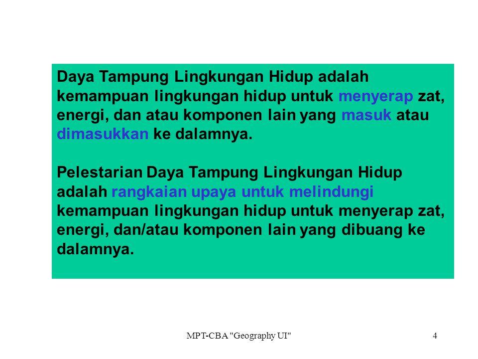 MPT-CBA