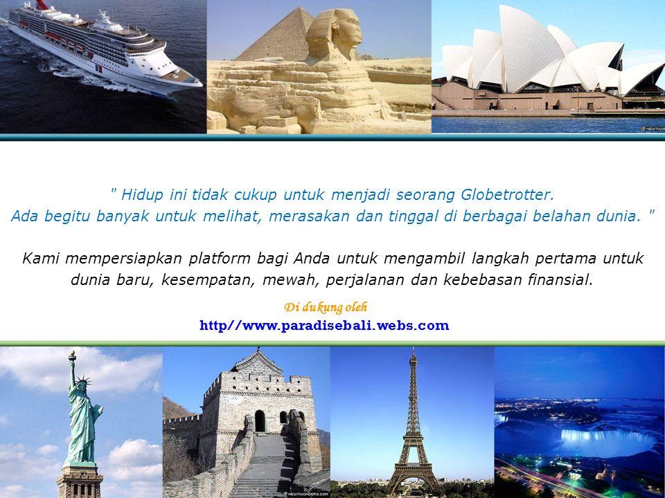 Di dukung oleh http//www.paradisebali.webs.com