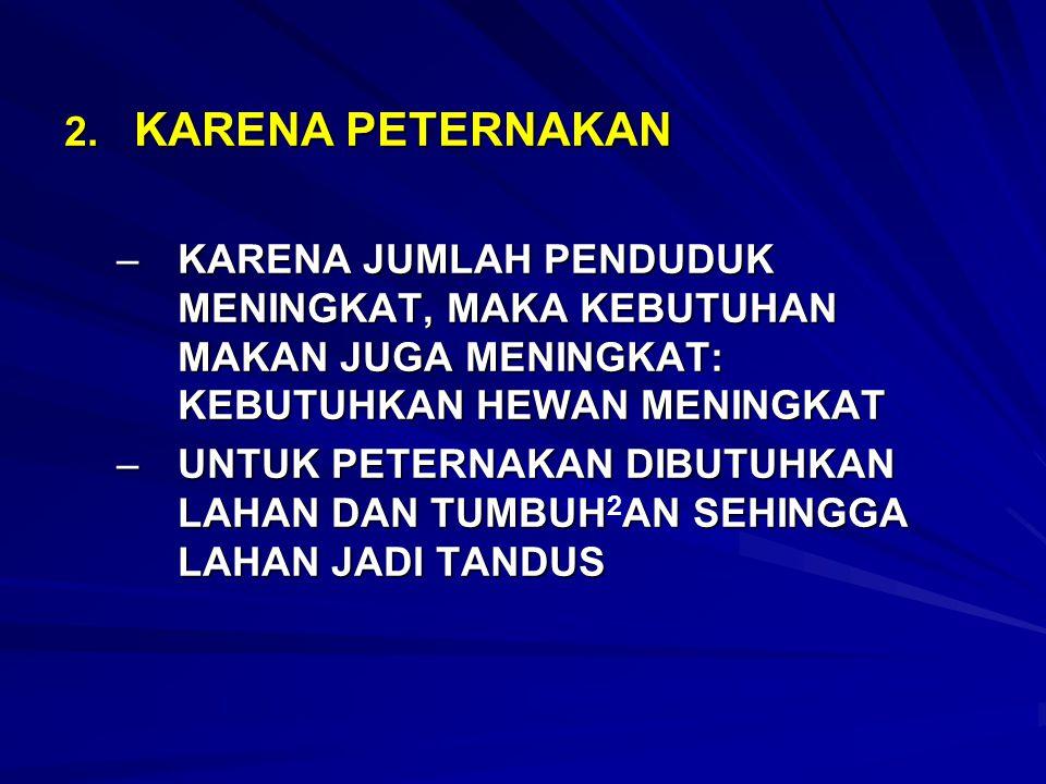 ISU LINGKUNGAN LAIN DI INDONESIA ISU PORSEA (TERJADI DI DATARAN TINGGI DI PINGGIR DANAU TOBA SUMUT) TAHUN 1989 INDUSTRI PULP (BAHAN DASAR KERTAS) SANGAT MAJU TAHUN 1993 MEMPRODUKSI RAYON SECARA KOMERSIAL DAMPAKNYA: TERJADI PENGGUNDULAN HUTAN DI SEKITAR DANAU TOBA, YANG MENYEBABKAN TURUNNYA AIR PERMUKAAN TAHUN 2000: TERJADI KEBOCORAN GAS AMONIAK DARI PT.