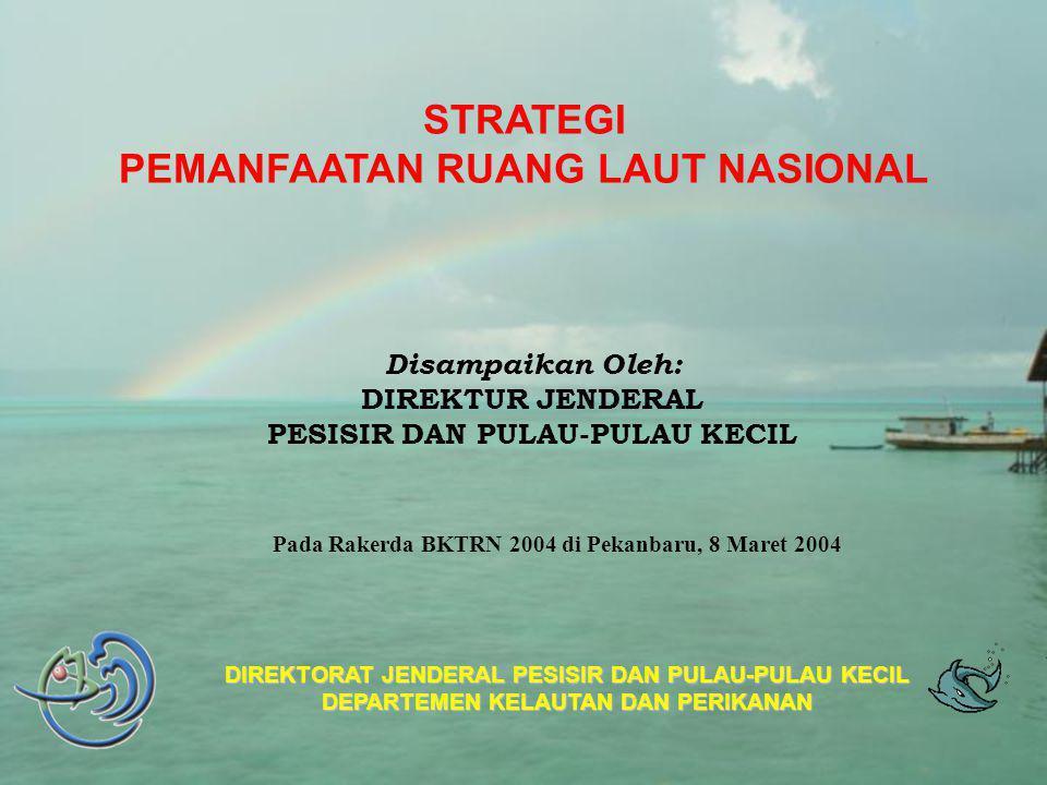 Direktorat Jenderal Pesisir dan Pulau-pulau Kecil Gedung Timor Lt.
