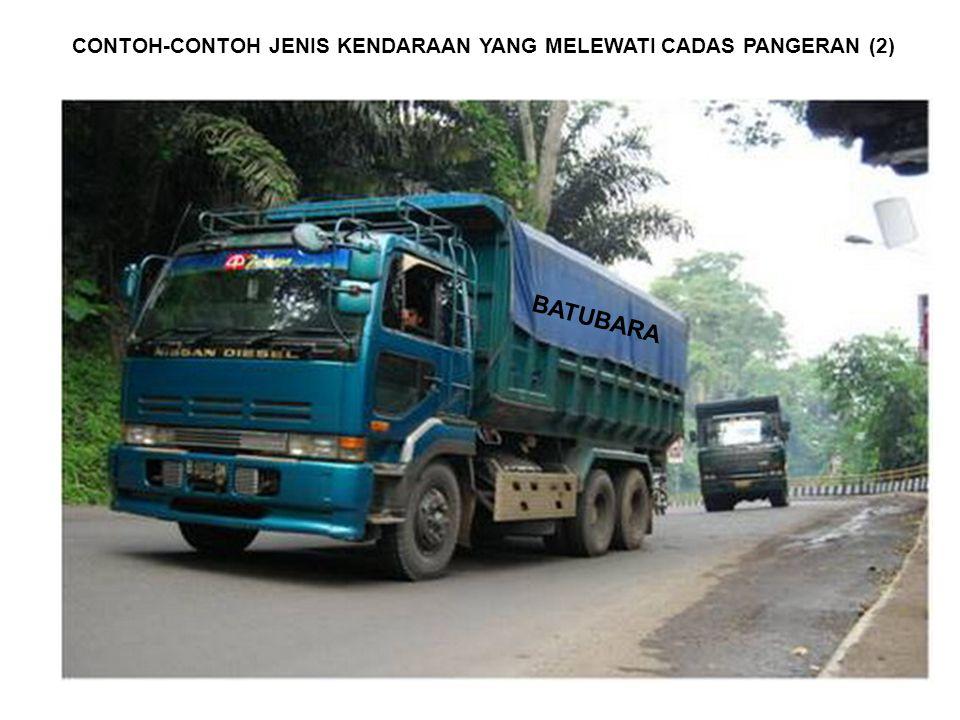 CONTOH-CONTOH JENIS KENDARAAN YANG MELEWATI CADAS PANGERAN (2)