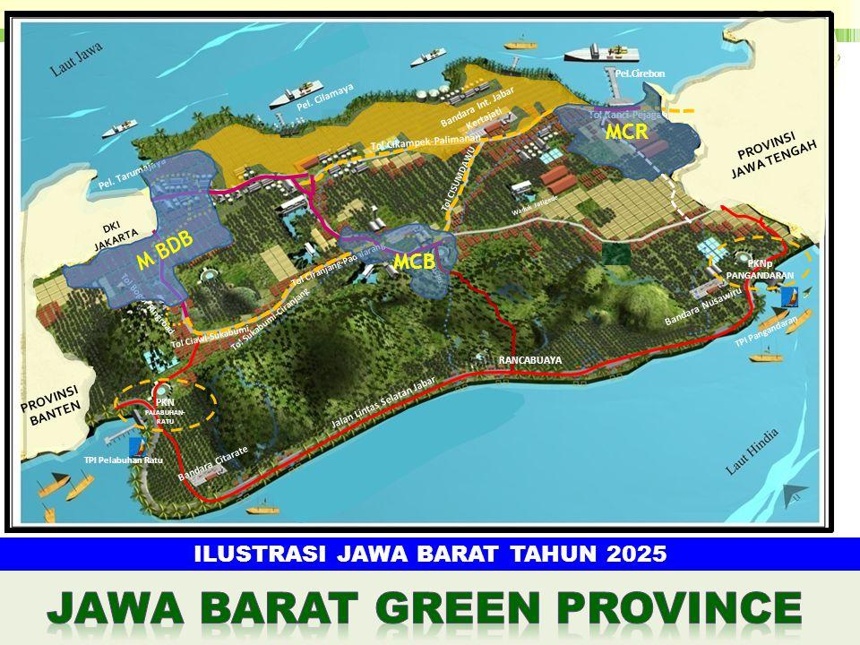 Pel. Cilamaya Pel.Cirebon RANCABUAYA PROVINSI BANTEN PROVINSI JAWA TENGAH Waduk Jatigede ILUSTRASI JAWA BARAT TAHUN 2025 DKI JAKARTA Bandara Int. Jaba