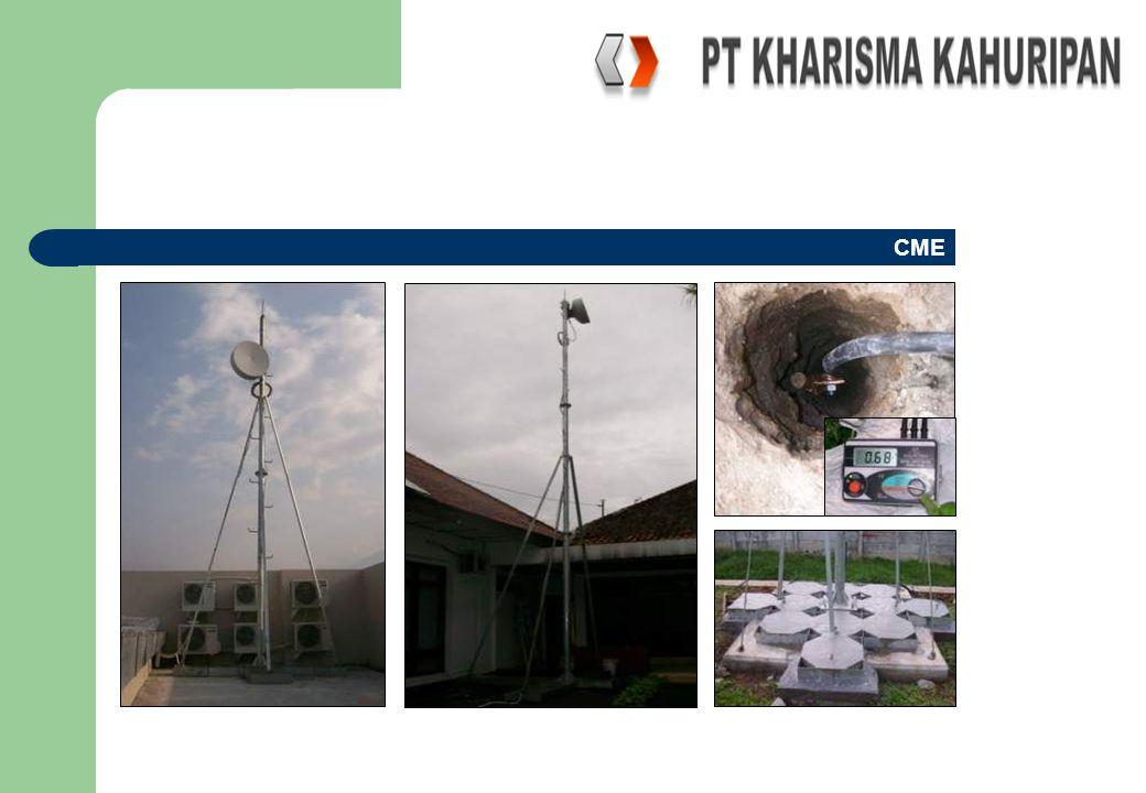 Civil Project Kamuflase-TBG Yaitu pekerjaan pemasangan infrastruktur untuk : Struktur Tower/Monopole dan Pemasangan Kamuflase termasuk Mounting dan Pengecatan.