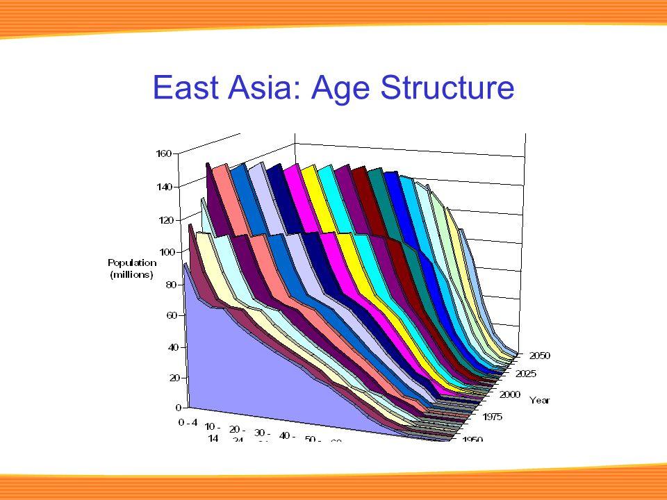 Sub-Saharan Africa: Age Structure