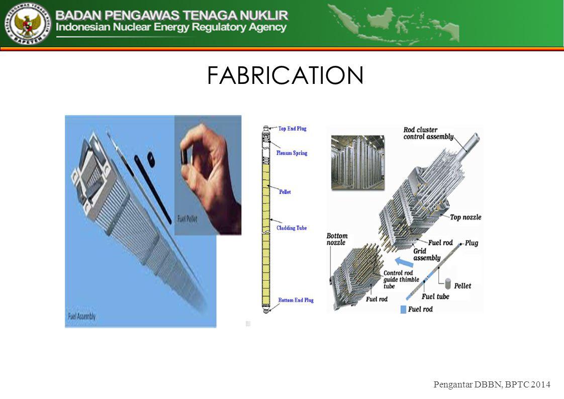 FABRICATION Pengantar DBBN, BPTC 2014