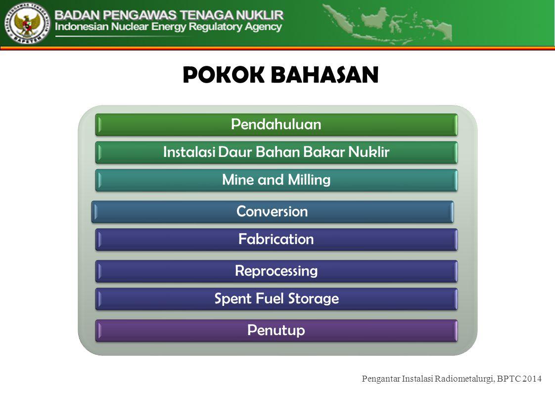 Proved Reserves by Energy Sources Pengantar Instalasi Radiometalurgi, BPTC 2014