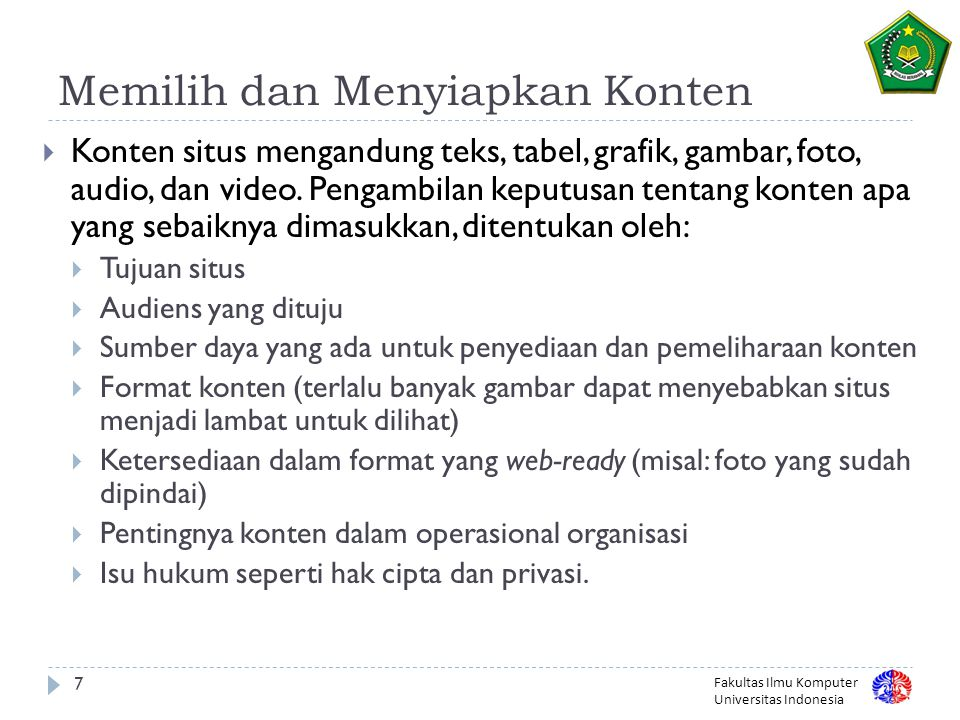 Fakultas Ilmu Komputer Universitas Indonesia Backlink Watch http://www.backlinkwatch.com/index.php 18