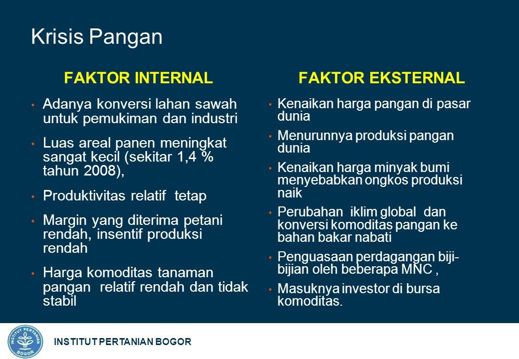 INSTITUT PERTANIAN BOGOR Milestone Riset Pangan (5)