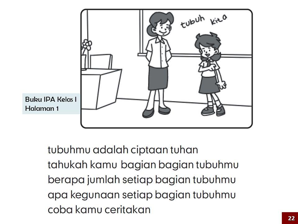 Buku IPA Kelas I Halaman 1 22