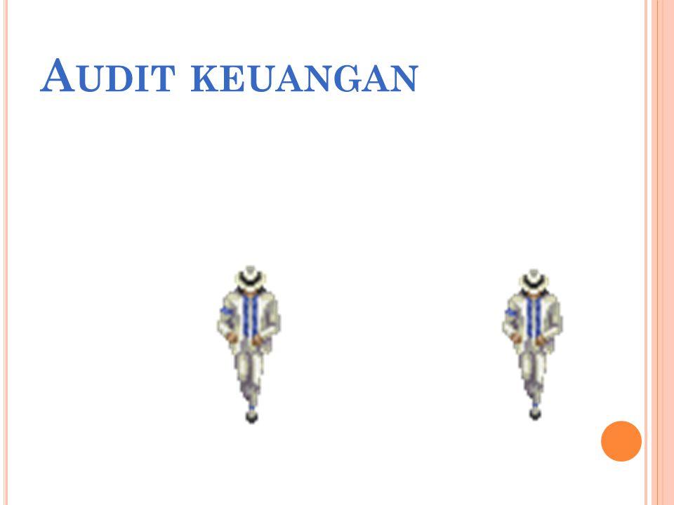 A UDIT KEUANGAN