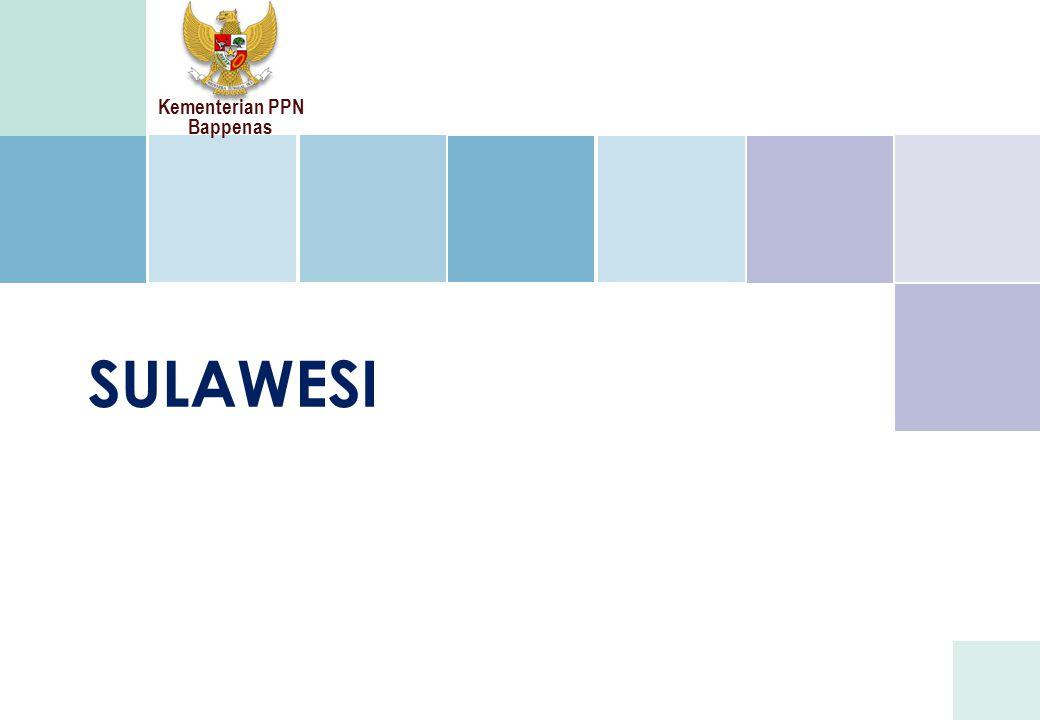 SULAWESI Kementerian PPN Bappenas