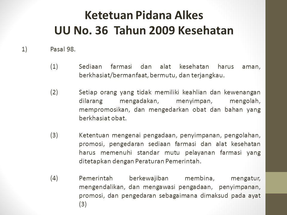 2)Pasal 196.