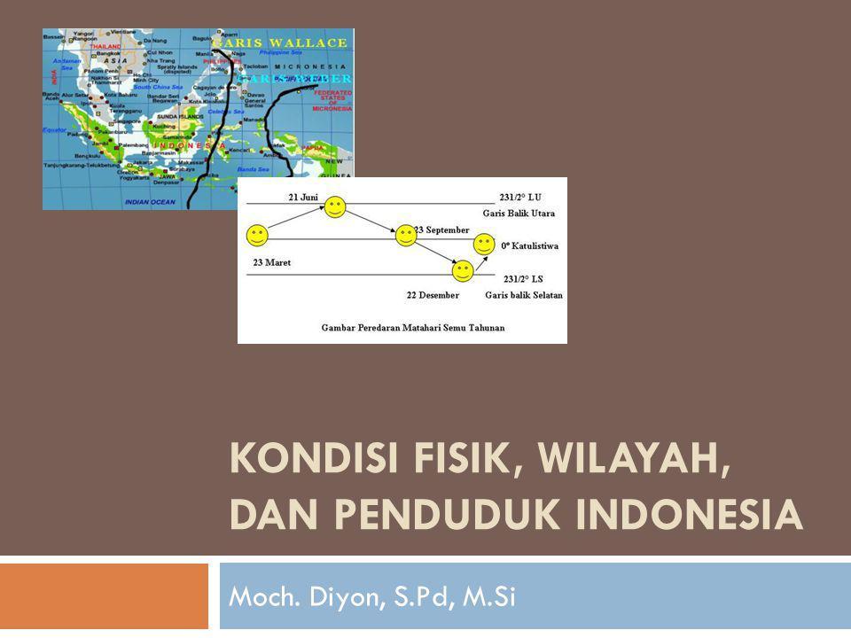 1.Pengaruh Letak Geografis terhadap Keadaan Alam  Indonesia merupakan negara kepulauan yang merupakan pertemuan dua samudra besar (Samudra Pasifik dan Samudra Hindia) dan diapit daratan luas (Benua Asia dan Australia)  Hal itu berpengaruh terhadap kondisi alam.