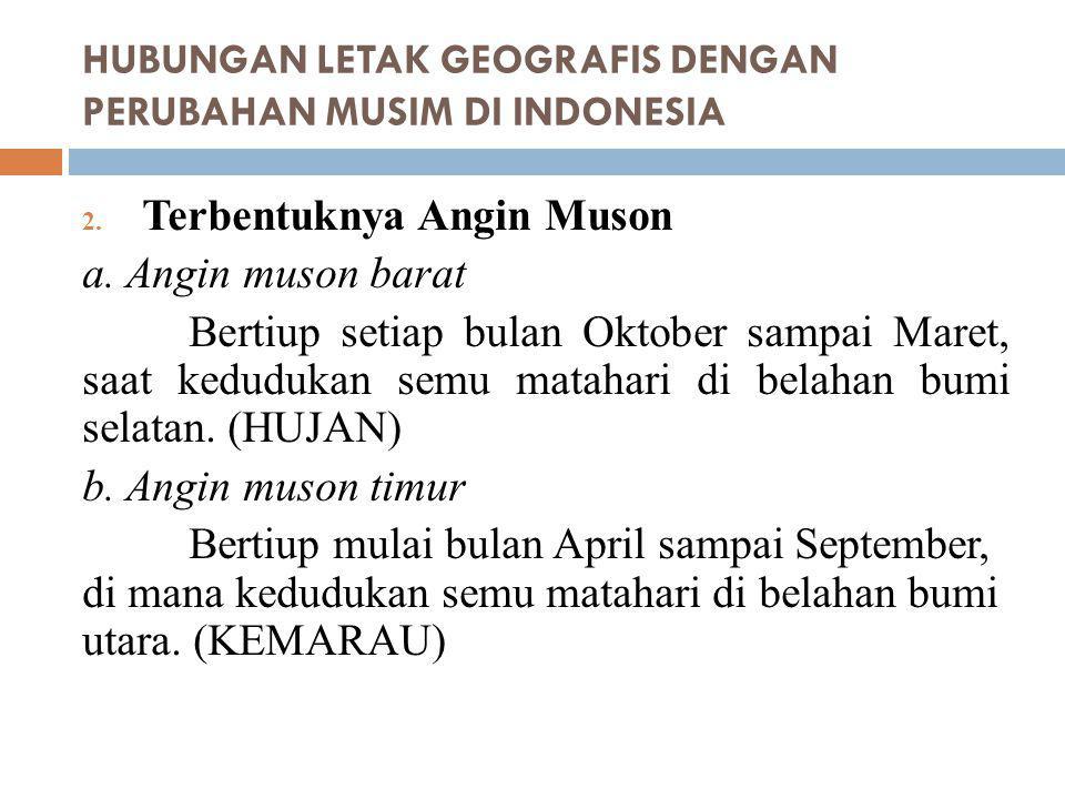 masyarakat Indonesia dapat dibedakan menjadi 4 (empat) kelompok ras 1.