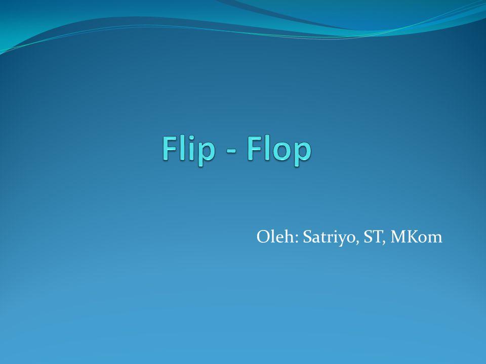 JK Flip - Flop