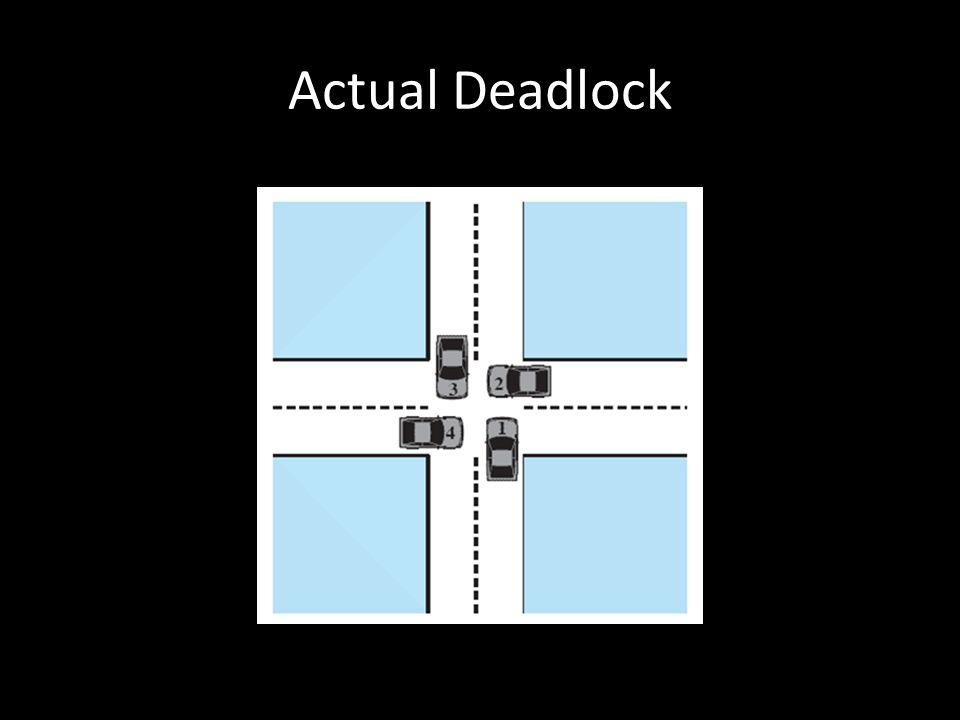 Spinlock Hanya satu thread pada suatu waktu dapat memperoleh sebuah spinlock.