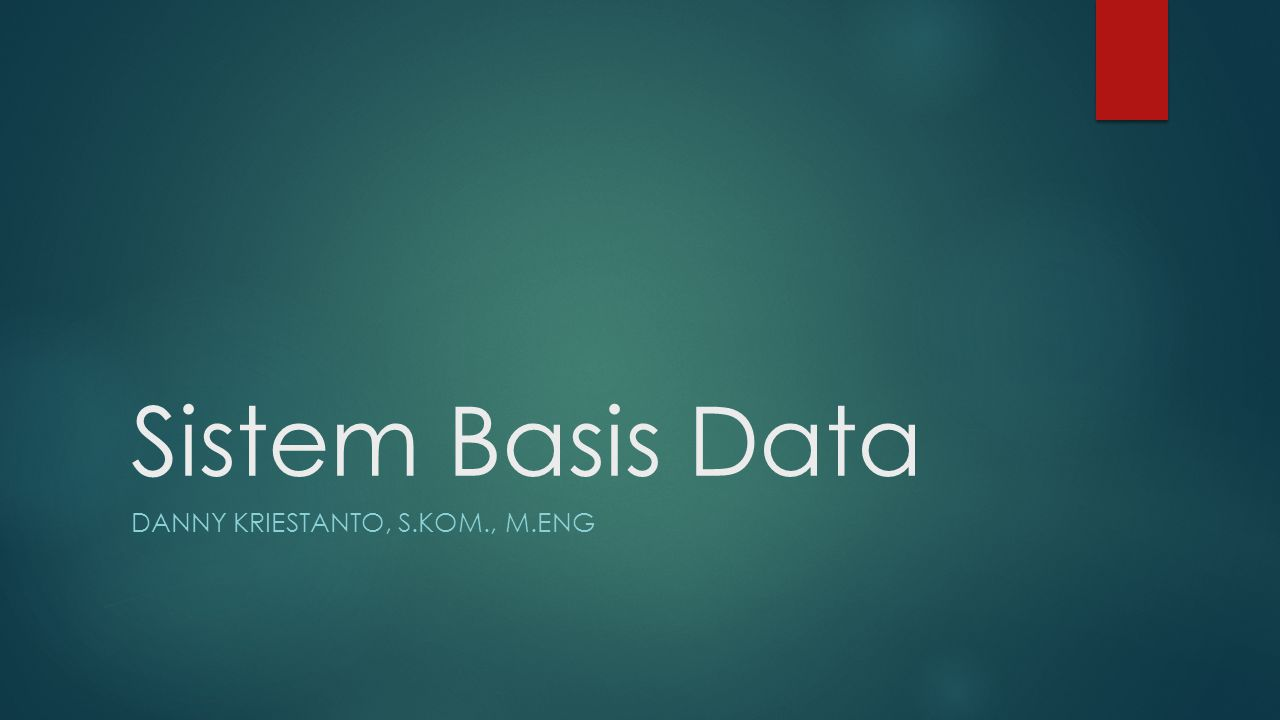  Tanggal: (MySQL) secara default berukuran 1 - 8 byte  Tanggal: (Oracle) Secara default berukuran 7 Byte Data Type Storage (bytes) Zero Value DATE 3 0000-00-00 TIME 3 00:00:00 DATETIME 8 0000-00-00 00:00:00 TIMESTAMP 4 0000-00-00 00:00:00 YEAR 1 0000