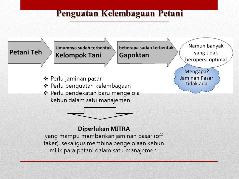 Konsep Pembentukan BUMP  Pada dasarnya pengelompokan petani memakai pola existing.