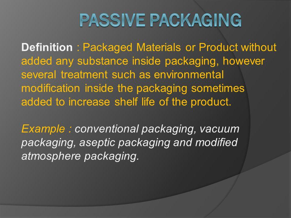 conventional packaging vacuum packaging