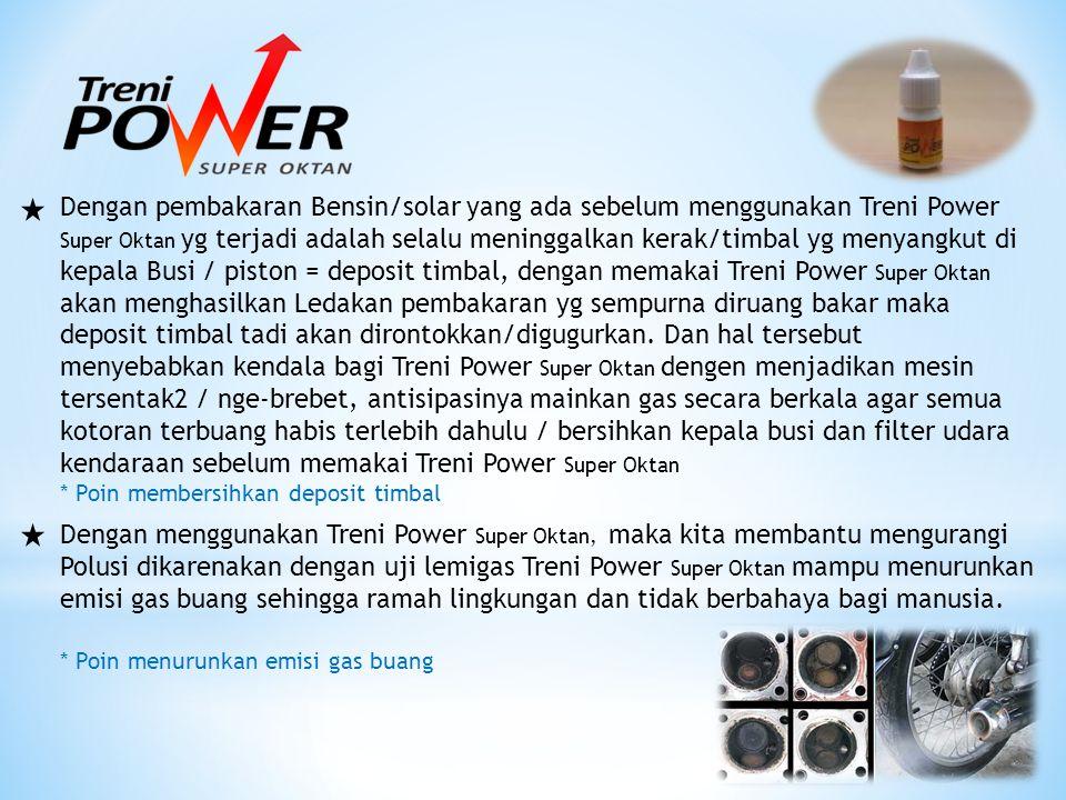 1.Freddy Sutrisno Sekretaris Jenderal Gabungan Industri Kendaraan Bermotor Indonesia (Gaikindo) Rata-rata mobil keluaran terbaru memang sudah mensyaratkan pemakaian bensin beroktan tinggi.