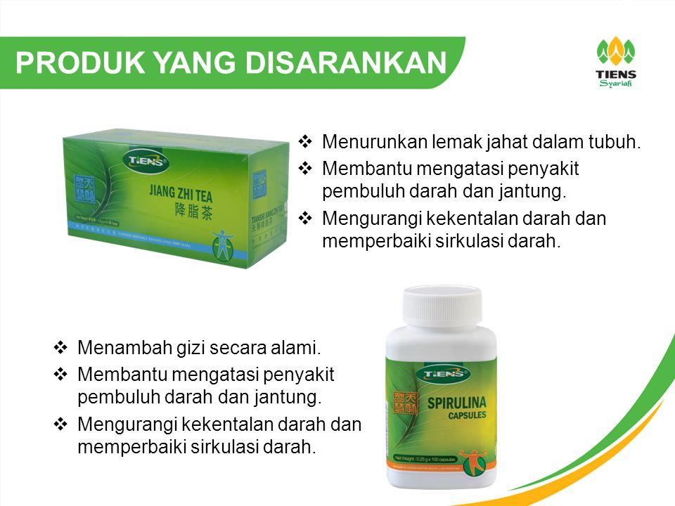  Menurunkan lemak jahat dalam tubuh.  Membantu mengatasi penyakit pembuluh darah dan jantung.  Mengurangi kekentalan darah dan memperbaiki sirkulas