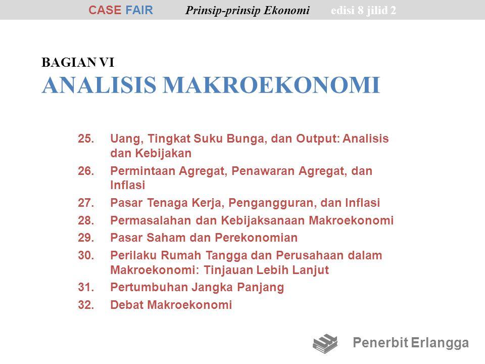 31 Pertumbuhan Jangka Panjang BAGIAN VI Analisis Makroekonomi Penerbit Erlangga