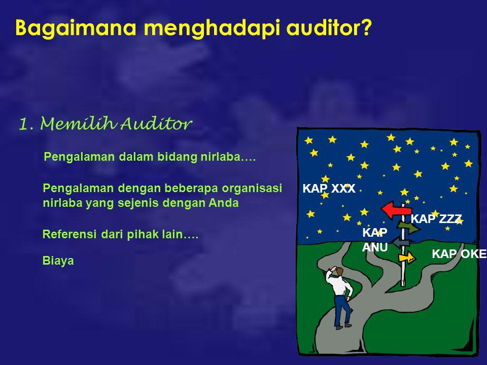 Bagaimana menghadapi auditor.1.