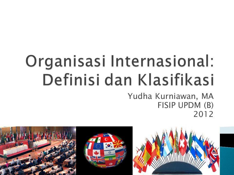 Yudha Kurniawan, MA FISIP UPDM (B) 2012