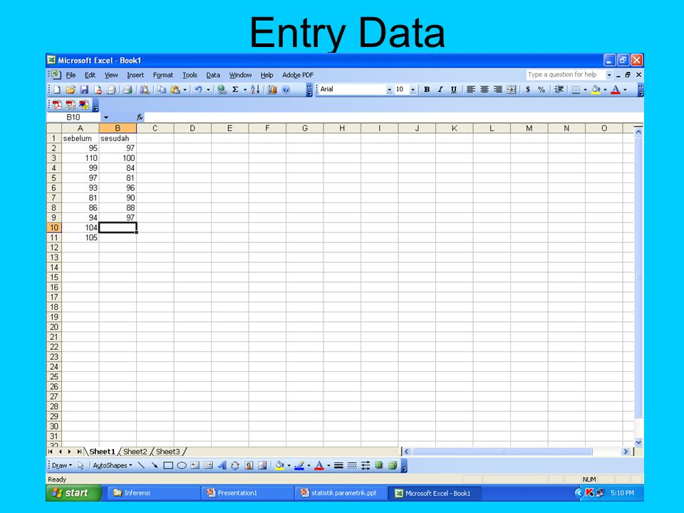 Entry Data