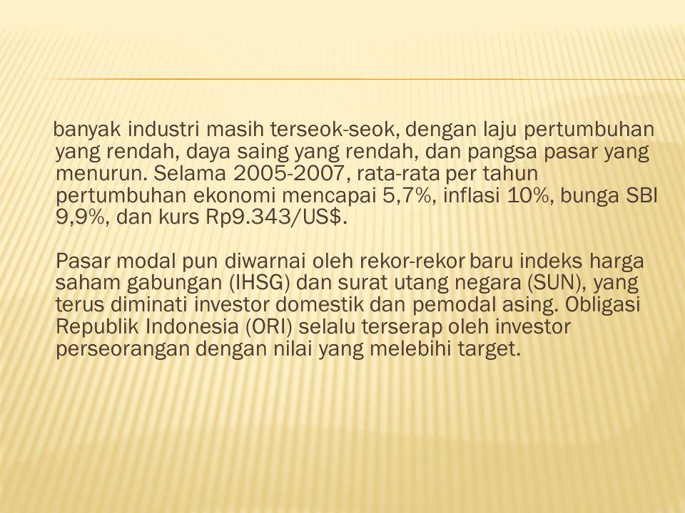  menyebutkan, untuk saat ini jumlah industri batik mencapai 48.