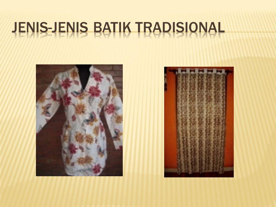  perlindungan khusus dari pemerintah untuk produksi batik memang tidak perlu jika para perajin dan produsen batik dalam negeri sudah melindungi desain dan profesional dalam mengenalkan batik pada konsumen.
