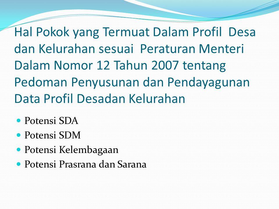 PP No 38 Tahun 2007 tentang Pembagian Urusan Pemerintahan Antara Pemerintah, Pemerintahan Daerah Provinsi, dan Pemerintahan Daerah.