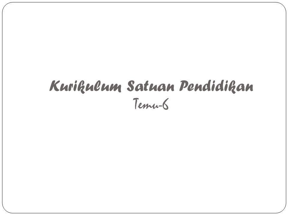 KTSP . KTSP adalah kurikulum operasional (UUSNP no.20 pasal 1 ayat 15 th.