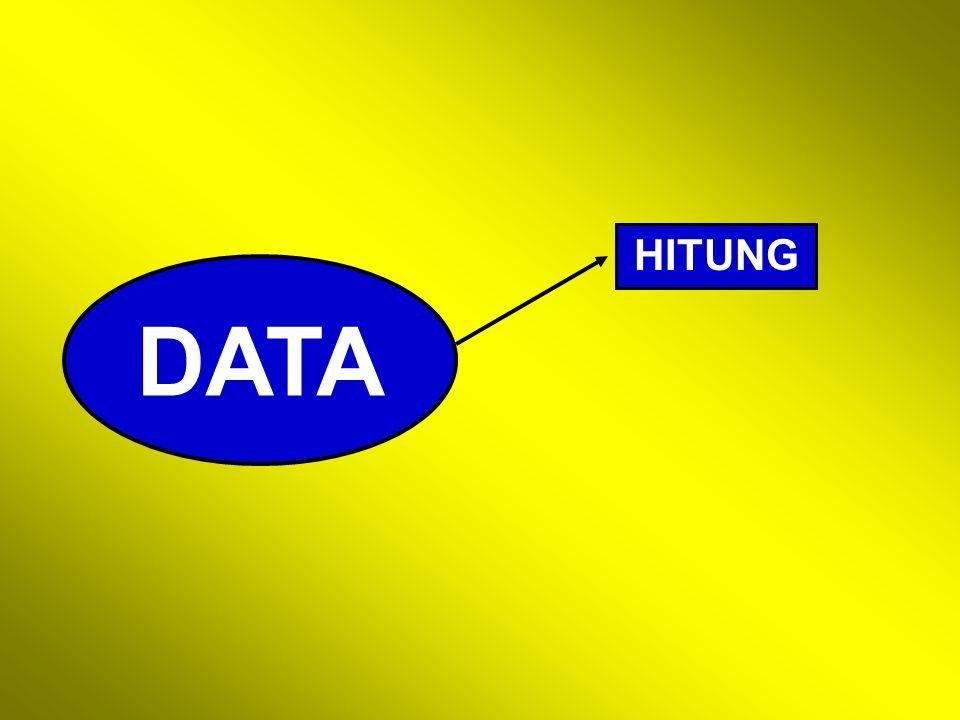 DATA HITUNG NOMINAL (TIDAK BERBEDA)