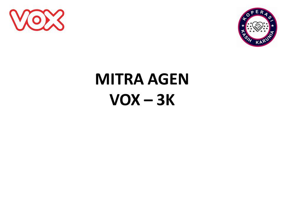 MITRA AGEN VOX – 3K