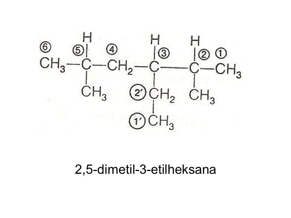 2,5-dimetil-3-etilheksana