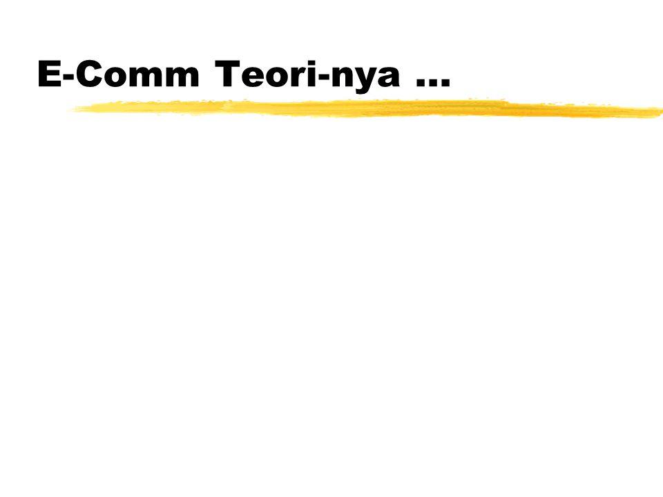 E-Comm Teori-nya...