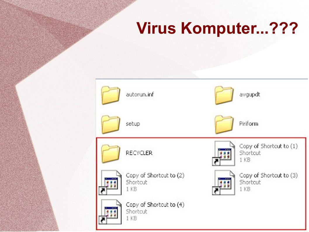 Virus Komputer...???