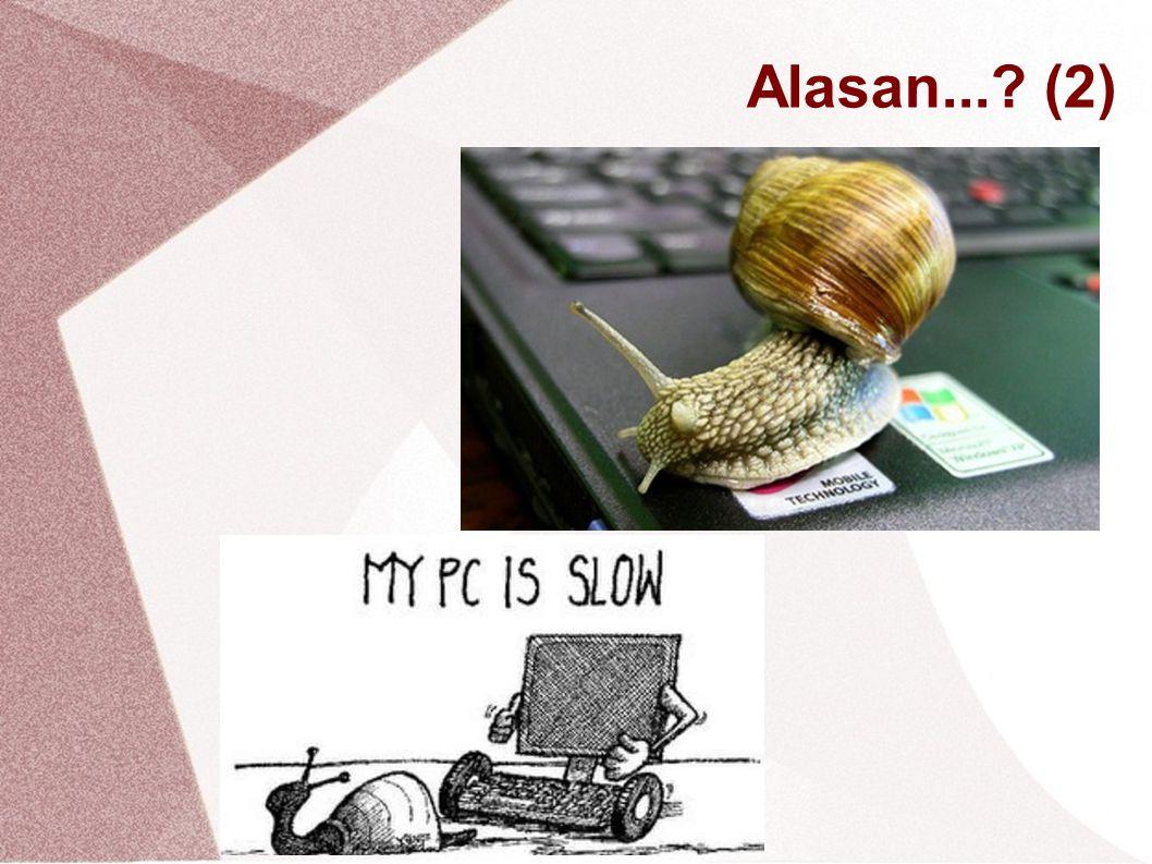 Alasan...? (2)