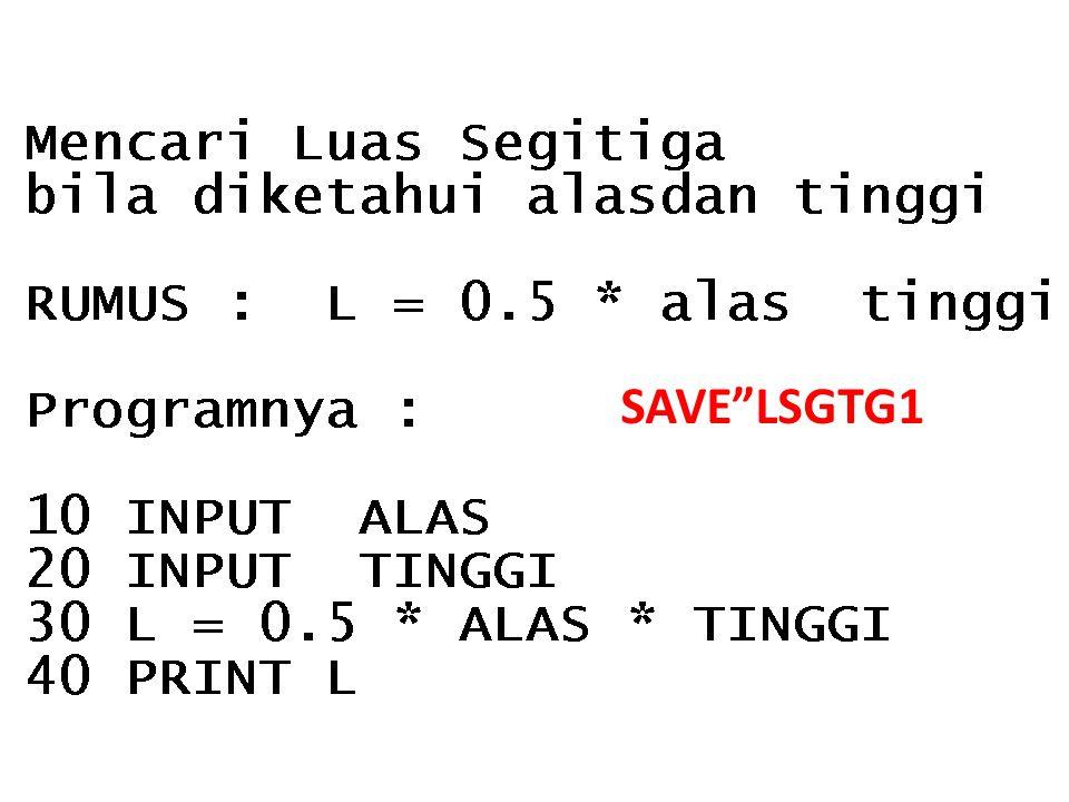 "SAVE""LSGTG1"