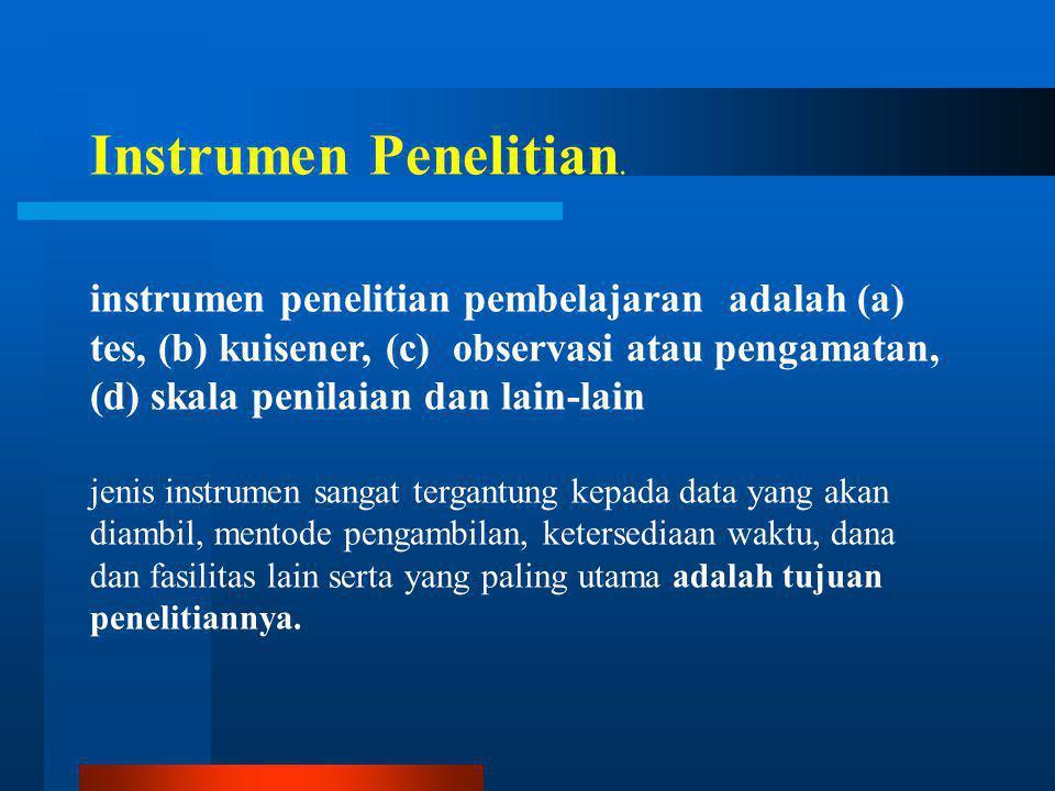 Bab 3: Rancangan Metode Penelitian 1.