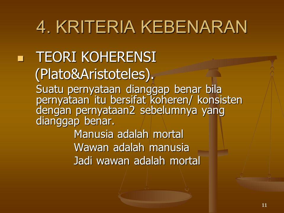 10 * Bersumber dari Intuisi dan Wahyu 1.Intuisi2.