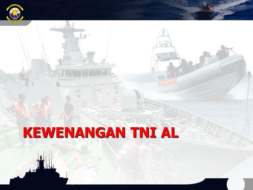 KEWENANGAN TNI AL
