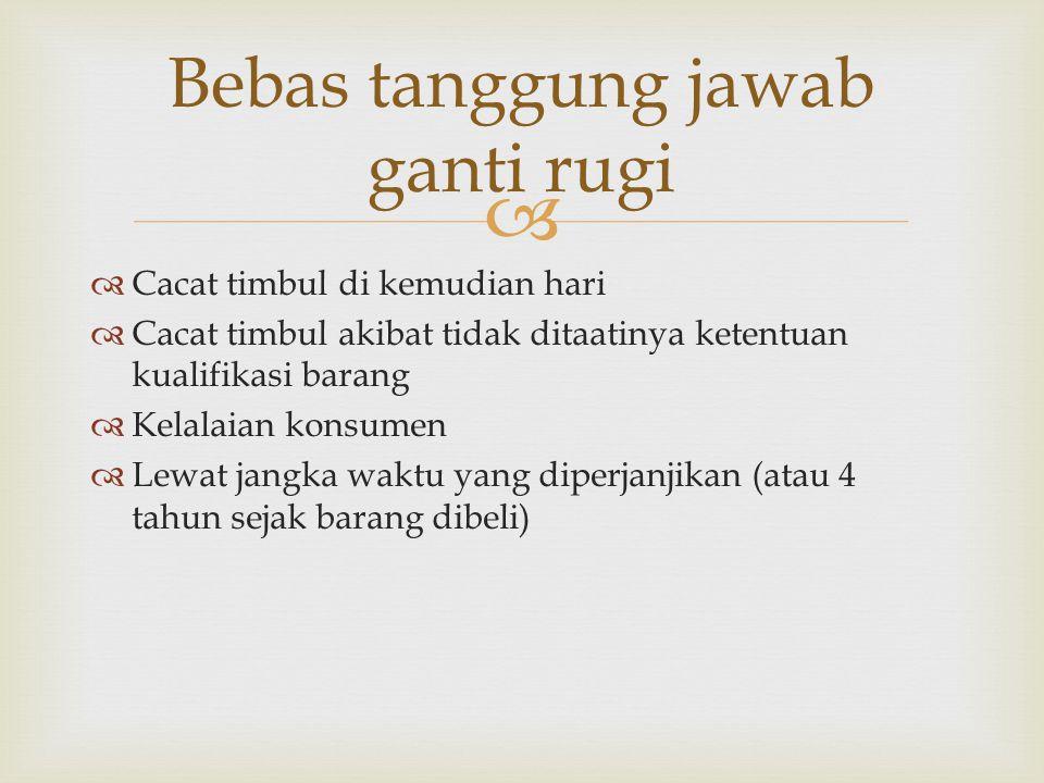   Terdaftar dan diakui pemerintah untuk menangani perlindungan konsumen  Nirlaba & independen  Contoh LPKSM yang terkenal: YLKI (Yayasan Lembaga Konsumen Indonesia)  Gugatan untuk kepentingan publik terhadap PLN dalam kasus listrik padam se-Jawa Bali.