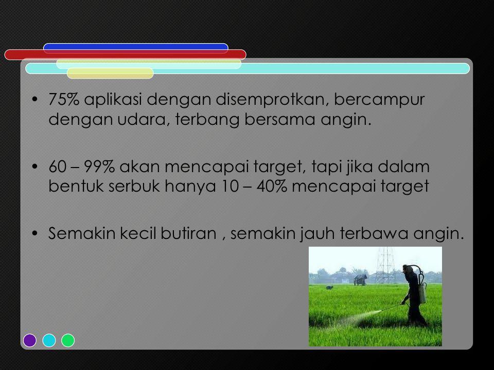 Petani membutuhkan pelatihan Globalisasi dan kesadaran konsumen pada permintaan mengkonsumsi produk hijau yang aman pada kesehatan manusia dan lingkungan Komoditas pertanian harus ditanam dan diproses menggunaan teknologi yang ramah pada lingkungan Di Indonesia, lebih dari 25 juta petani bekerja pada produk pangan dan hortikultura dan lebih dari 15 juta bekerja pada perkebungan