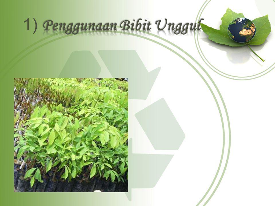 Benih unggul merupakan benih yang telah di pilih dan dipilah agar menghasilkan kwalitas yang baik dan tahan hama penyakit dan gangguan lainnya.