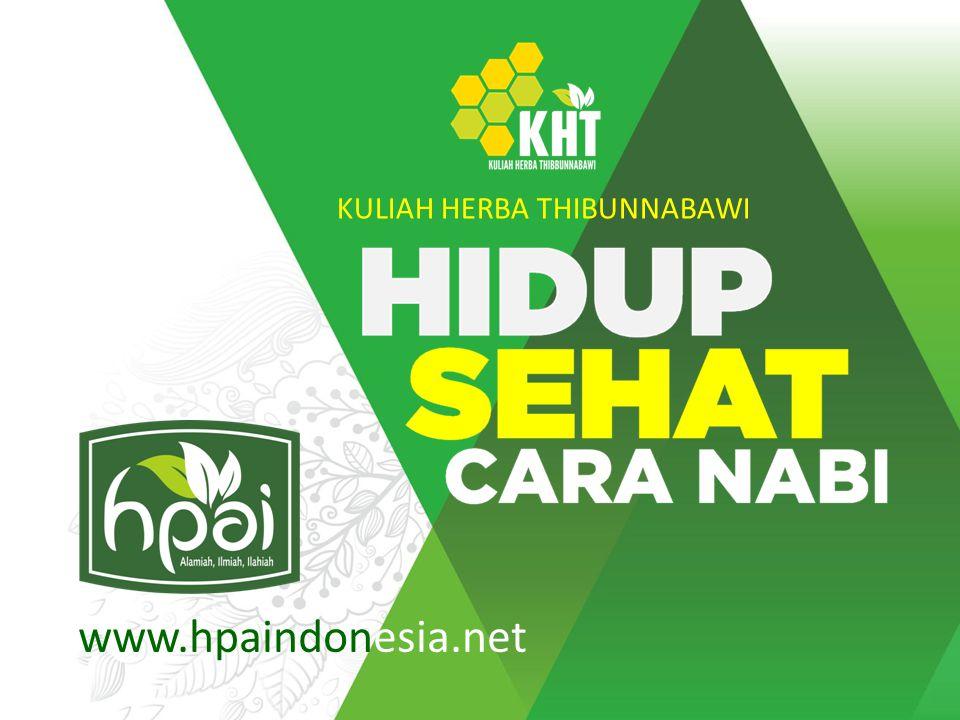 KULIAH HERBA THIBUNNABAWI www.hpaindonesia.net