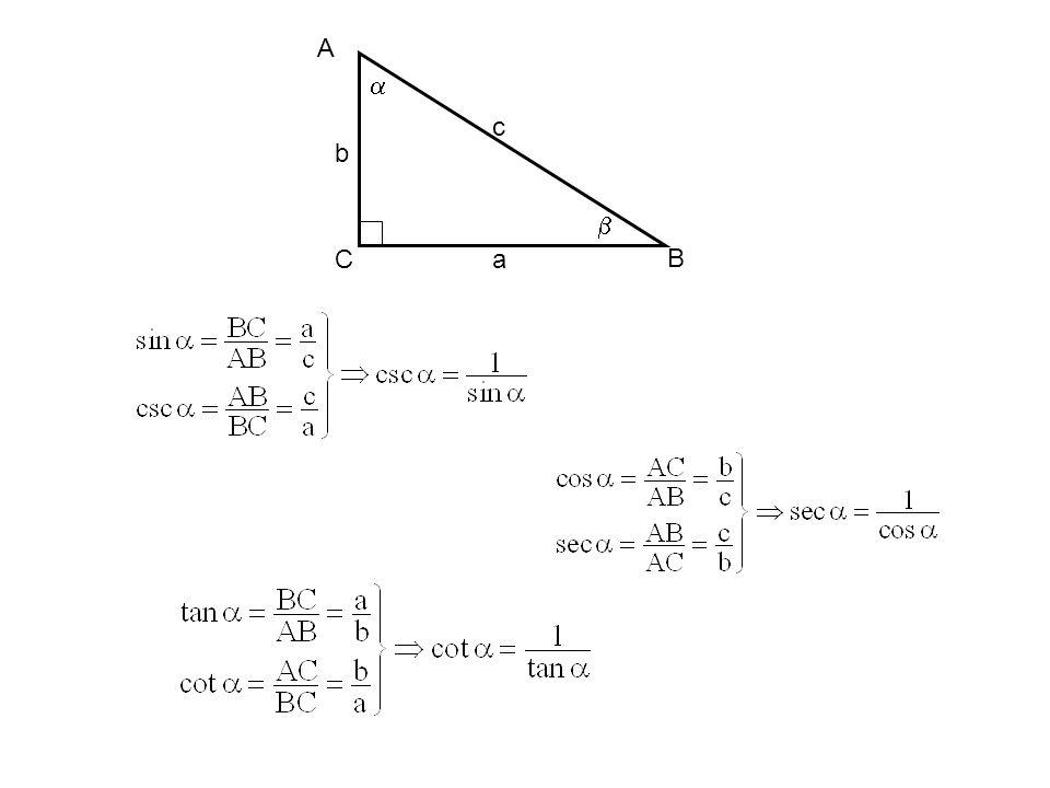 8 15  Carilah nilai fungsi- fungsi trigonometri dari sudut  1.