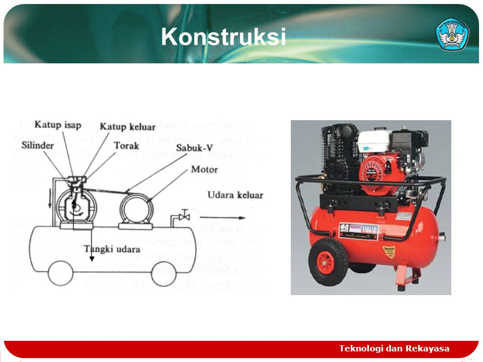 Teknologi dan Rekayasa Konstruksi