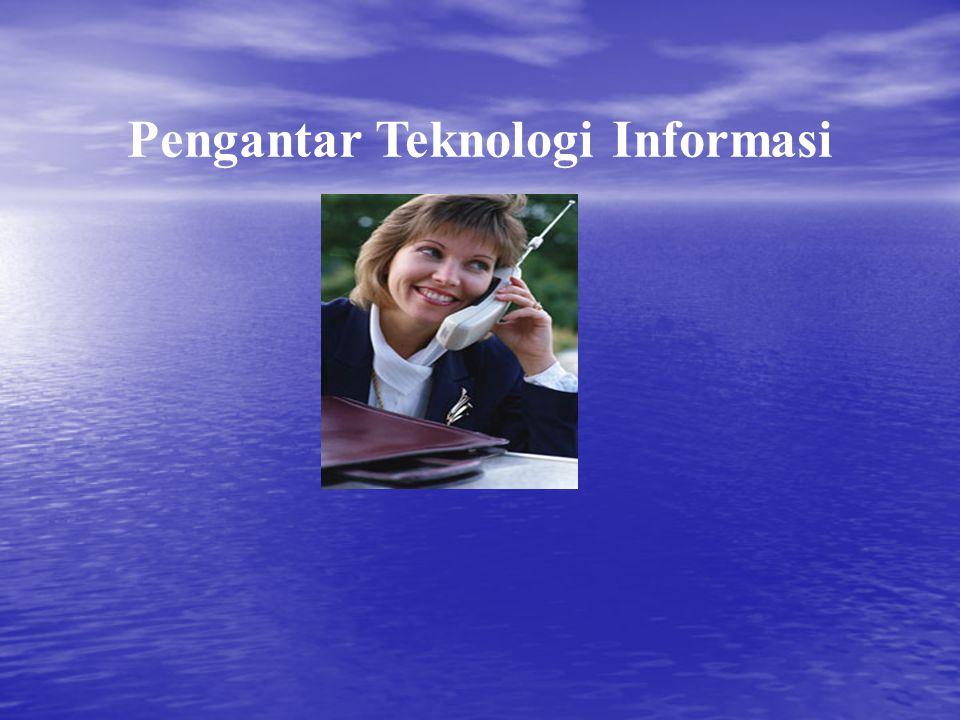 Peranan Telekomunikasi (Teknologi komunikasi) Komunikasi data Yakni perpindahan data dalam bentuk digital dari suatu piranti ke piranti lain Teknologi komunikasi Memungkin seseorang dapat mengirim informasi dari suatu tempat ke tempat lain